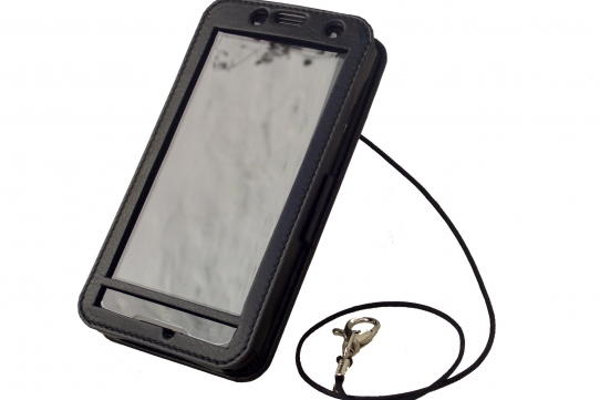 Funda Blackview BV5000 vista frontal derecha