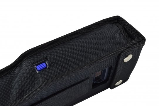 Funda Honeywell CK65 vista lateral derecho sin pistol grip