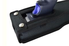 Funda Honeywell EDA 60K detalle orificio pistol grip