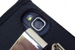 Funda Motorola TC55 Nylon orificio camara