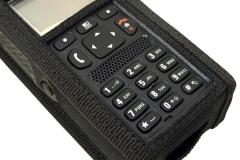 Funda Motorola Tetra MTP3250 MTP3550  nylon vista teclado