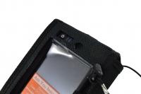 Funda proteccion Datalogic Skorpio X3 X4 Pistol Grip boton encendido