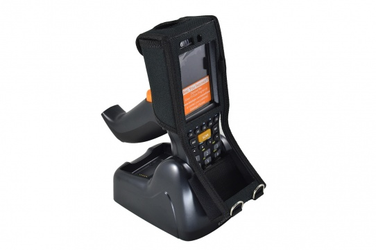Funda proteccion Datalogic Skorpio X3 X4 Pistol Grip carga base