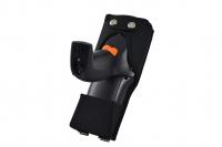 Funda proteccion Datalogic Skorpio X3 X4 Pistol Grip vista trasera