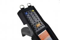 Funda proteccion Datalogic Skorpio X3 X4 Pistol Grip detalle teclado