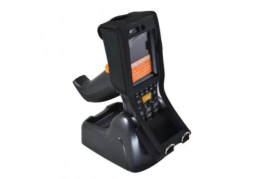 Funda proteccion Datalogic Skorpio X3 X4 Pistol Grip carga base