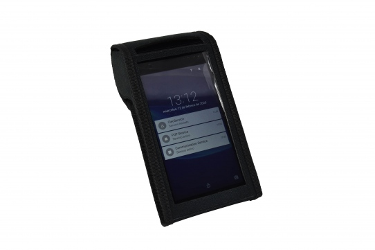 Funda Smart POS CM5 vista frontal