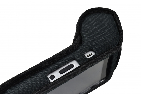 Funda Smart POS CM5 vista lateral izquierdo