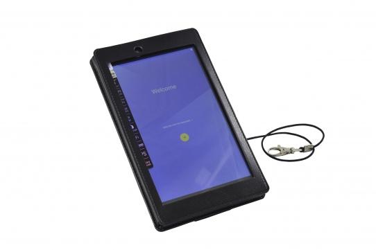 Funda tablet archos 70 oxygen vista frontal