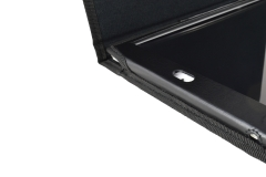 Funda tablet iPad nylon industrial detalle orificio camara frontal