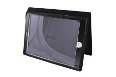 Funda tablet iPad nylon industrial vista plegada horizontal