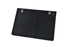 Funda tablet iPad nylon industrial vista trasera hand strap