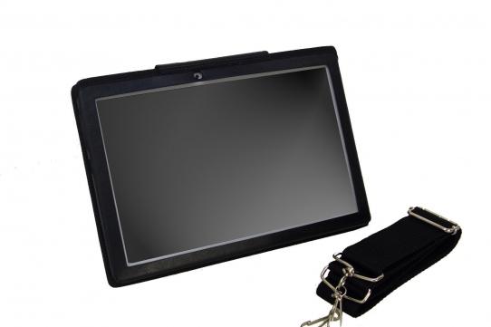 Funda Tablet Lenovo Tab2 A10-70 vista frontal bandolera