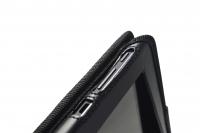 Funda tablet Lenovo Tab3 10 plus detalle orificios volumen sonido