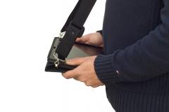 Funda Tablet Lenovo ThinkPad Helix vista colgada