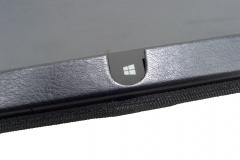 Funda Tablet Lenovo ThinkPad Helix vista boton