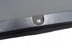 Funda Tablet Lenovo ThinkPad Helix vista boton