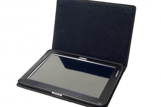Funda Tablet Samsung Galaxy Note 10 vista abierta