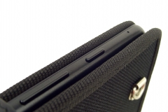 Funda Tablet Samsung Galaxy TAB A detalle botones superiores