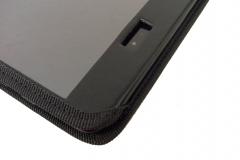 Funda Tablet Samsung Galaxy TAB A detalle camara frontal