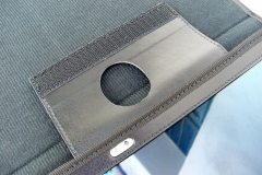 Funda Tablet Samsung Galaxy Tab S cierre