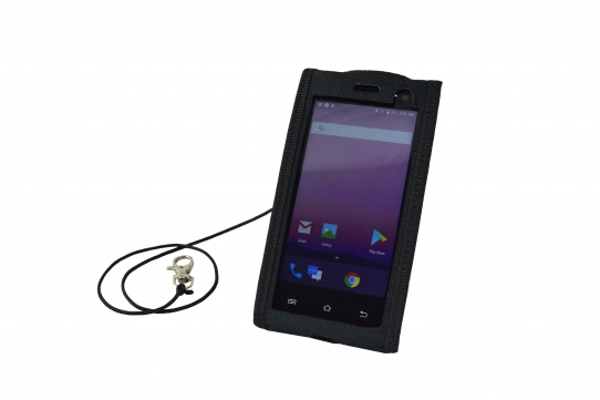 Funda Unitech EA500  vista frontal
