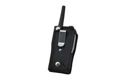 Funda walkie talkie radio emisora tetrapol tph900 airbus vista trasera