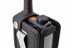Funda walkie talkie radio emisora tetrapol tph900 airbus vista superior
