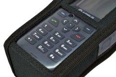 Funda walkie talkie radio emisora tetrapol tph900 airbus vista teclado