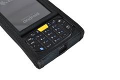 Funda Zebra TC20K  detalle teclado