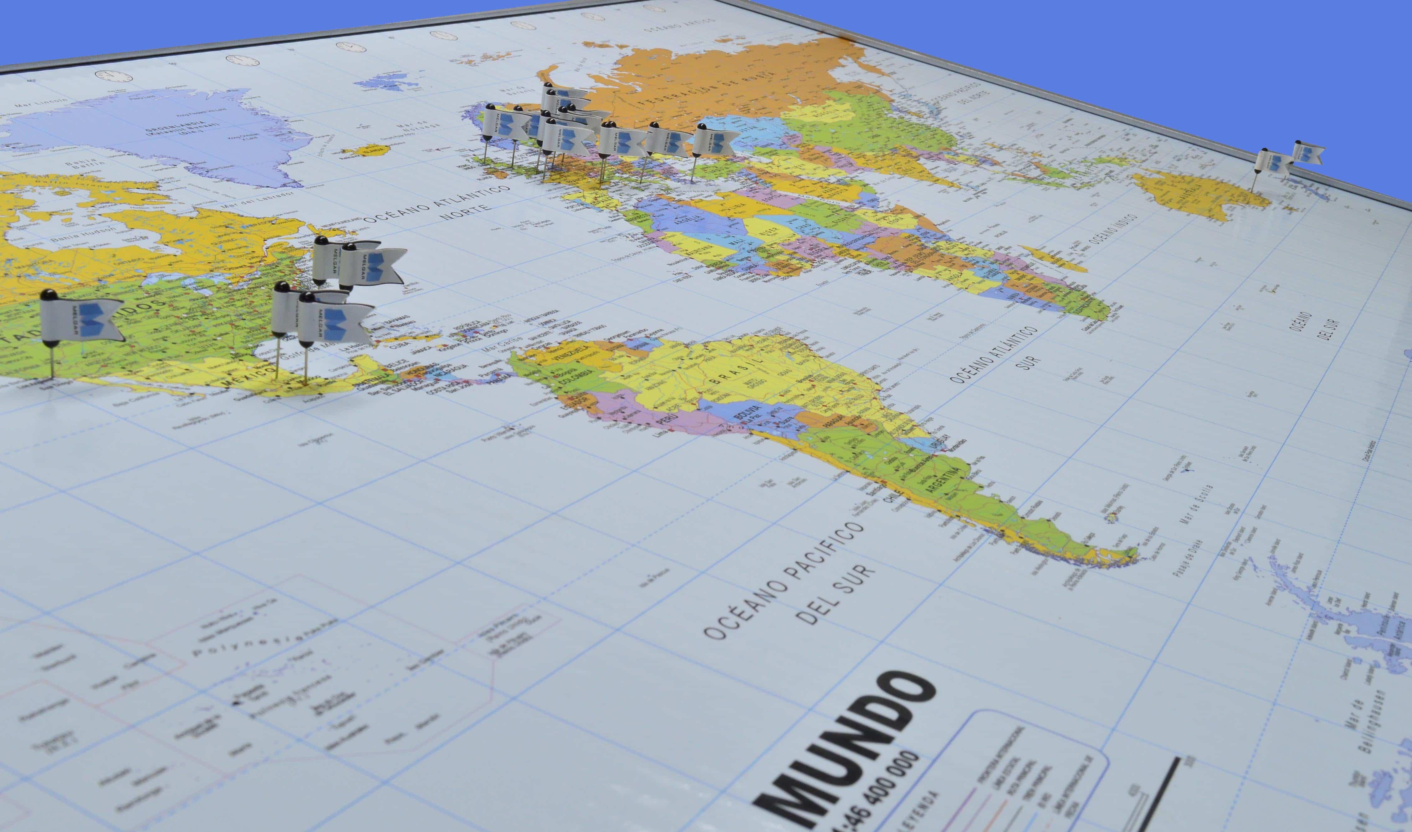 Melgar Expansión Internacional fundas protectoras
