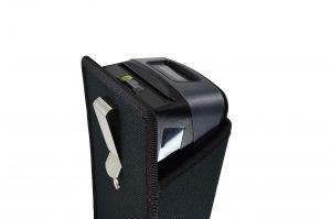 funda smart pos urovo i9000s detalle lateral superior